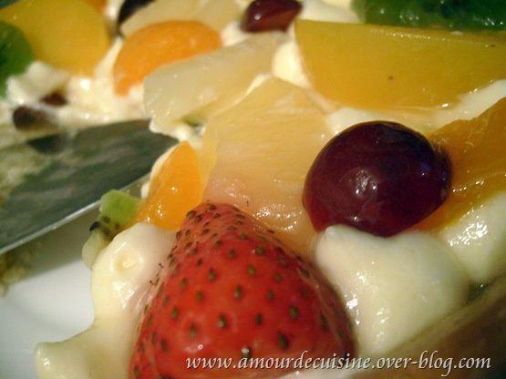 pizza et tarte aux fruits 013