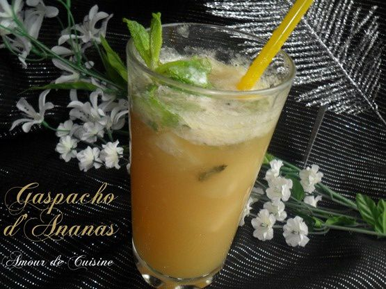 gaspacho d'ananas 018
