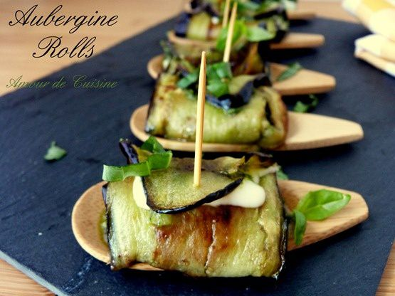 aubergines rolls 028