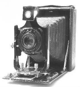 vieil appareil photo a plaques