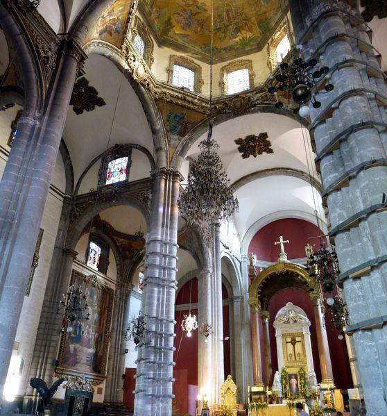 Mexico Intérieur ND de Guadalupe (2)