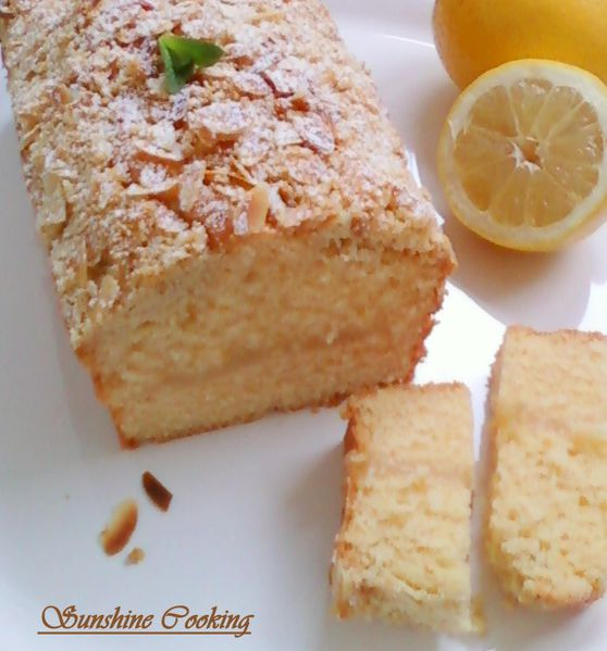 Gateau 4 quart au citron