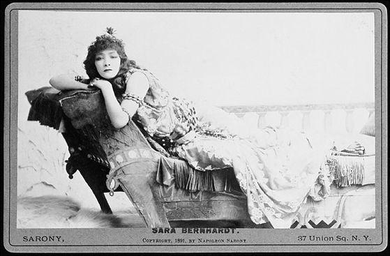 Sarah Bernhardt1891