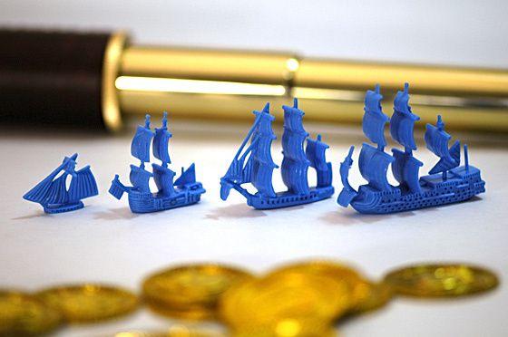 Fortune de mers-Figurines