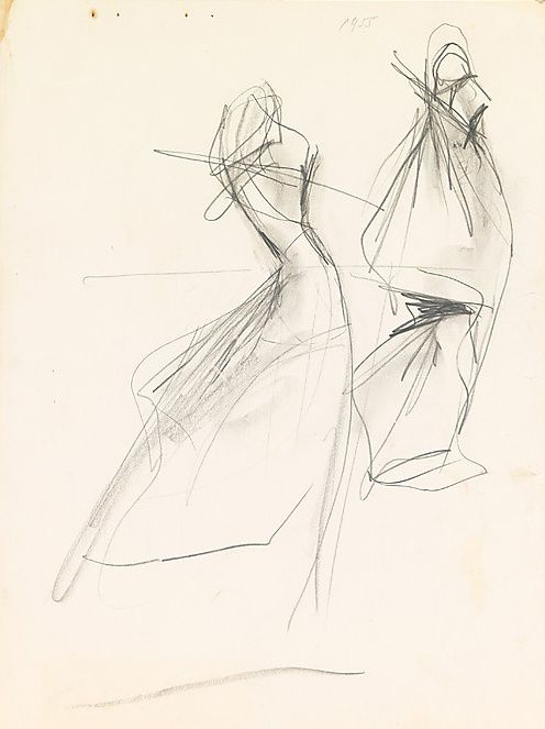 Sketch-Swan-and-Balloon-1955---Charles-James---MET.jpg