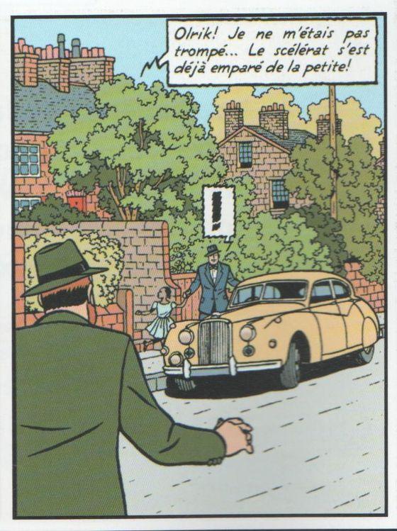Hachette Jaguar vignette