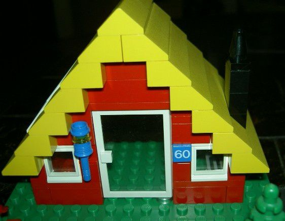 6592 la maison de vacances vacation hideaway ma collection de lego