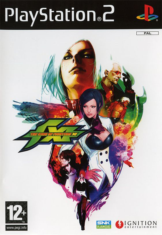 The King of Fighters XI - Jaquette