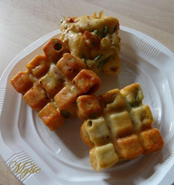 cake légumes et chorizo 2