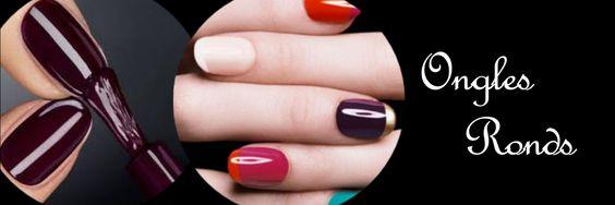 Les diff rentes formes d 39 ongles nail art de supernana - Forme des ongles ...