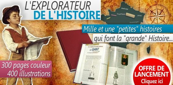 explorateur histoire