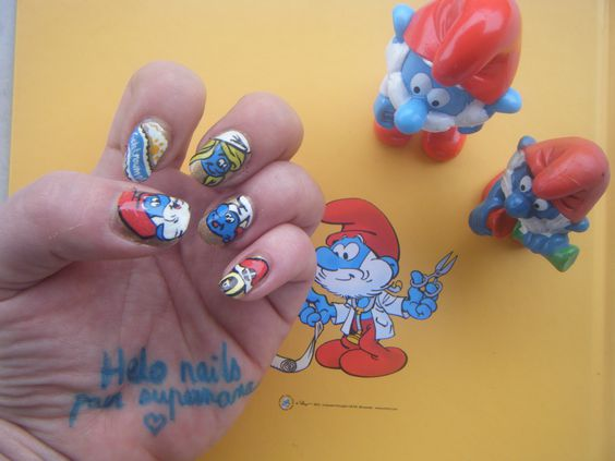 H'elo nails concours