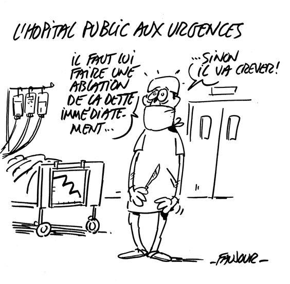 Hôpital public