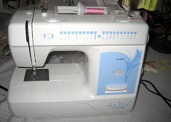 Broderissimo for Machine a coudre carrefour