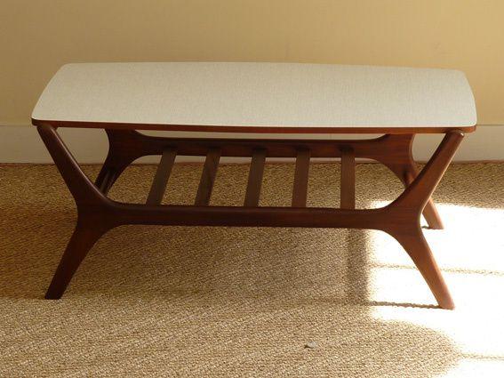 table basse scandinave reversible coin canal. Black Bedroom Furniture Sets. Home Design Ideas