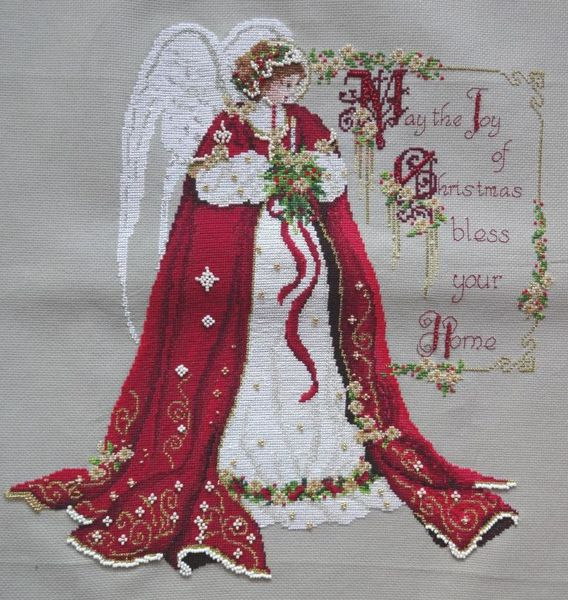 The Blessing Christmas Angel