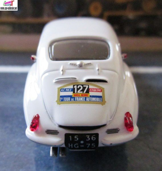 renault alpine a106 michy tour de france 1958 norev