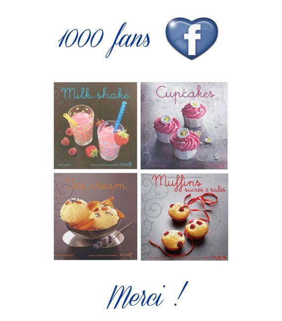 Concours Facebook merci