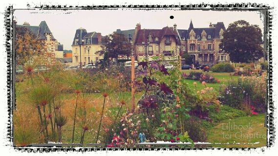maisons cabourg
