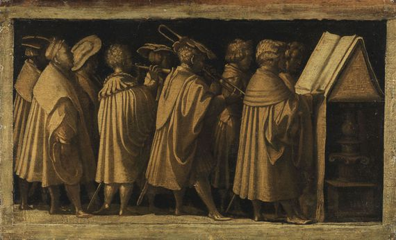 Entourage de Hans Burgkmair Musique sacrée