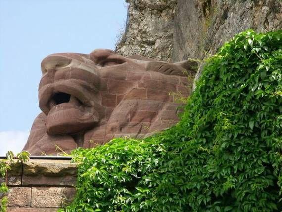 BELFORT LE LION ZOOM