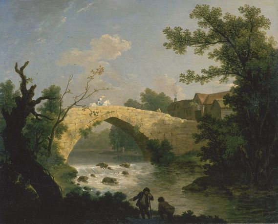 John Inigo Richards Ivy Bridge Devon