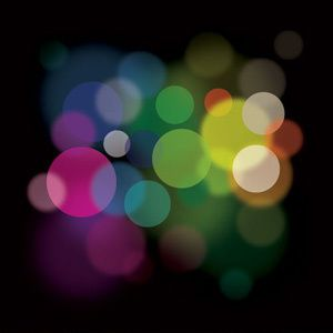 Bokeh-Backgrounds-Vector