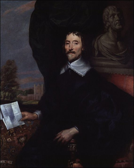 william dobson portrait homme thomas aylesbury