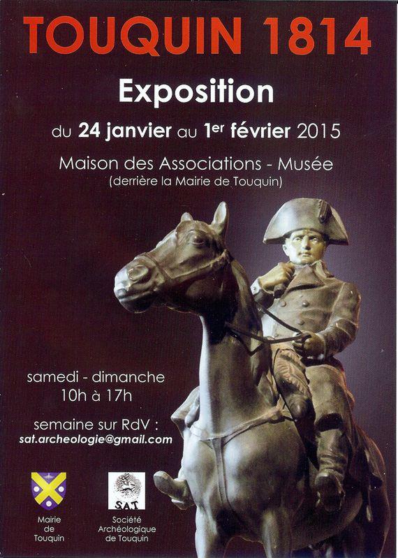 Expo à Touquin ( Seine & Marne )----------
