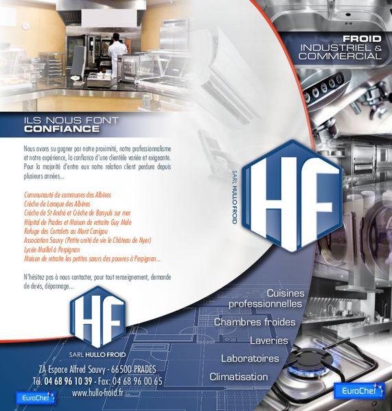 Depliant HF