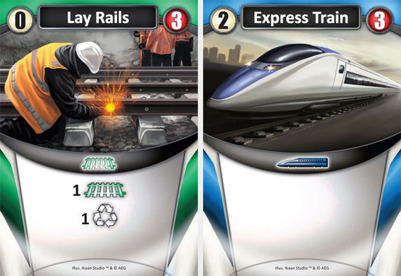 Trains-Cartes