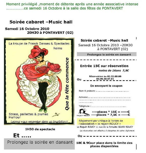 Cabaret Blog