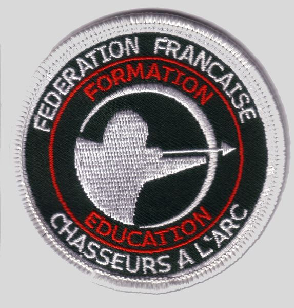 Ecusson Instructeur FFCA