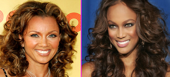 Vanessa Willaims VS Tyra Banks