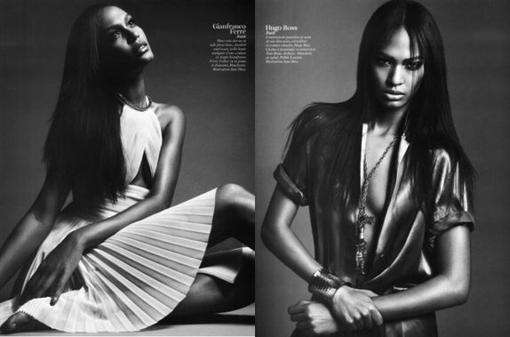 Joan Smalls Magazine