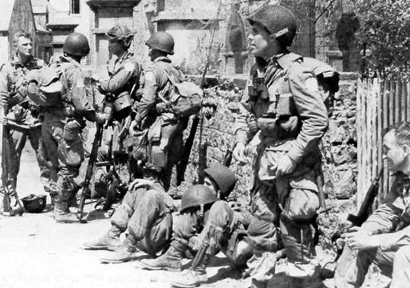 82d airborne in normandy Welcome to airborne in normandy researching wwii soldier's who were killed in action.