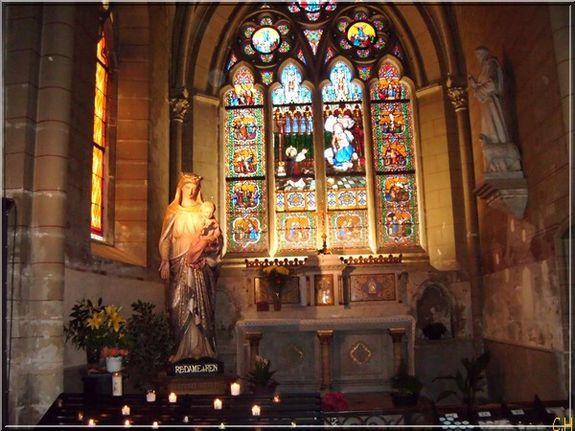 Sainte Melaine ND de Rennes