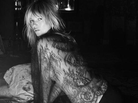 Hedi Slimane Kate Moss