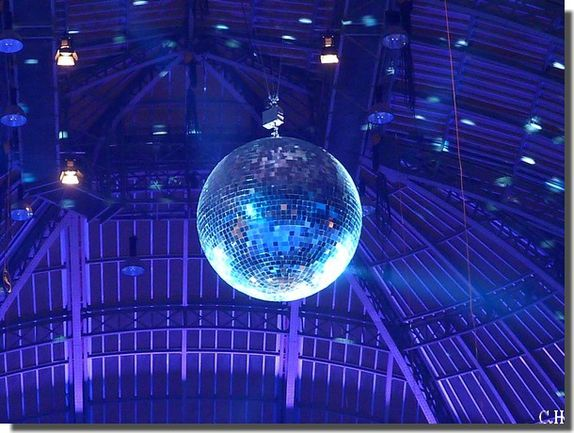Paris Grand Palais 2012-2013 Boule Disco
