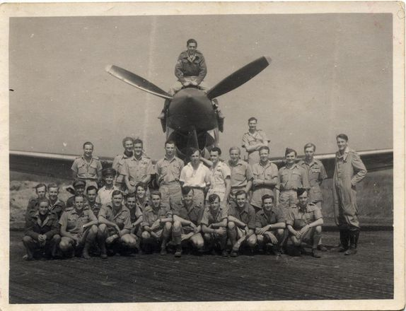 Squadrons Fifth Birthday 17 May 1944
