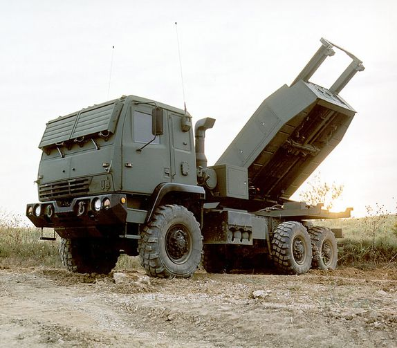 LAND M142 HIMARS Up-armored lg