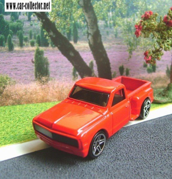 custom 69 chevy 2002.031 first edition