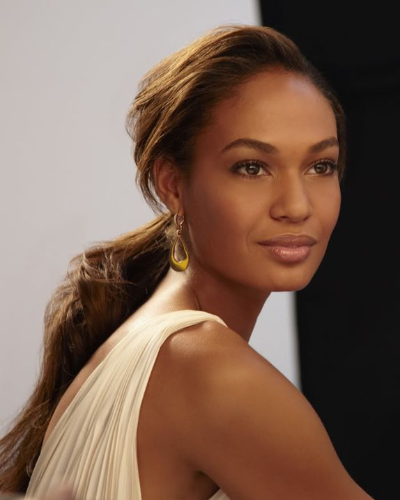 Joan Smalls Estee Lauder