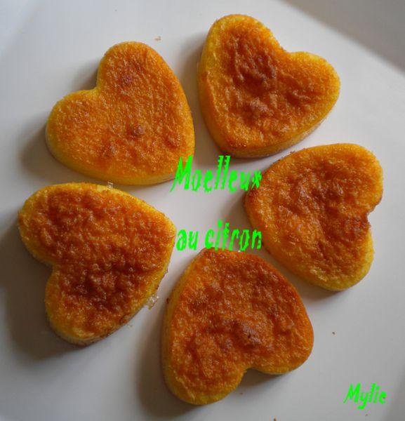 moelleux au citron 2