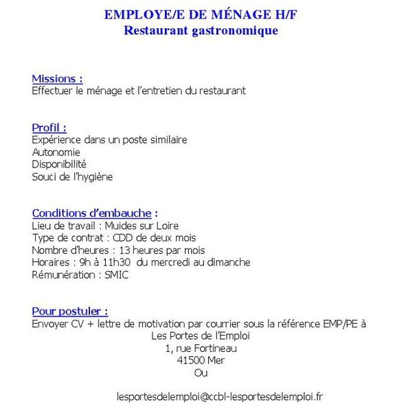 Lettre De Motivation Chef De Projet Informatique: Exemple Cv Employe De Mairie