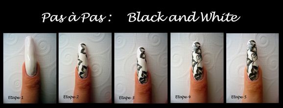 Black and white tuto