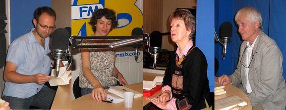 bandeau radio 4 poètes 2011