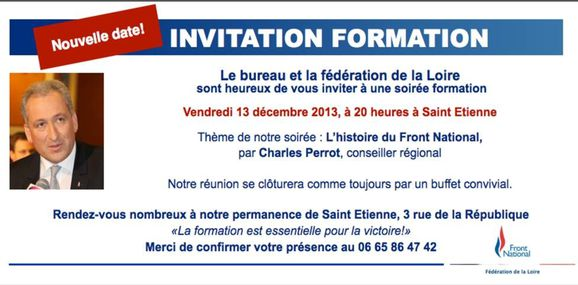 Formation Charles Perrot 13-12-13