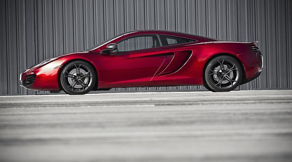 McLaren MP4-12C Road Test 12pop