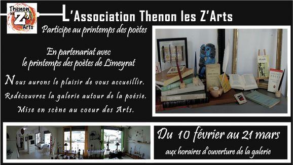 Thenon les z'arts